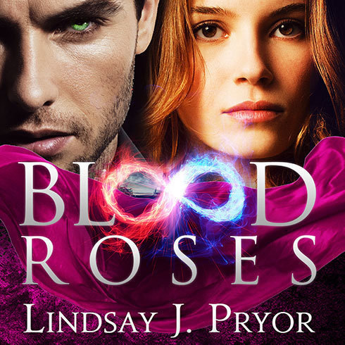Printable Blood Roses Audiobook Cover Art