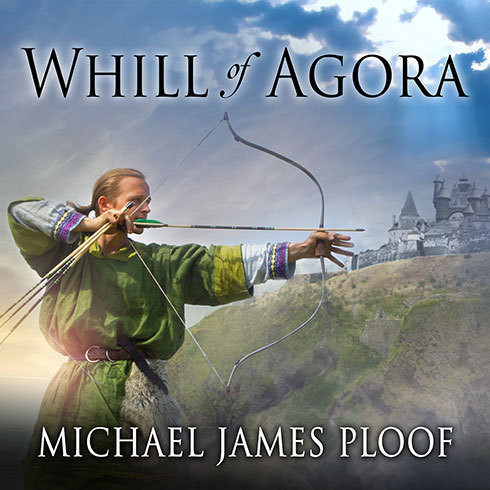 Printable Whill of Agora Audiobook Cover Art