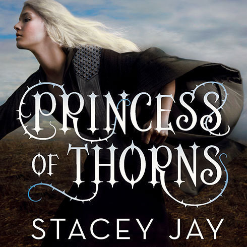 Printable Princess of Thorns Audiobook Cover Art
