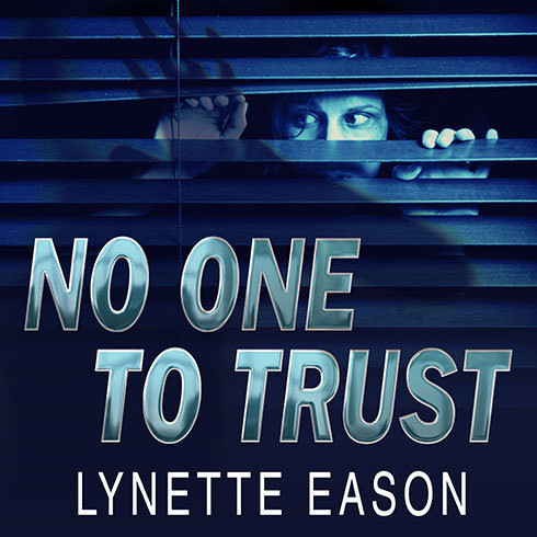 Printable No One to Trust: A Novel Audiobook Cover Art