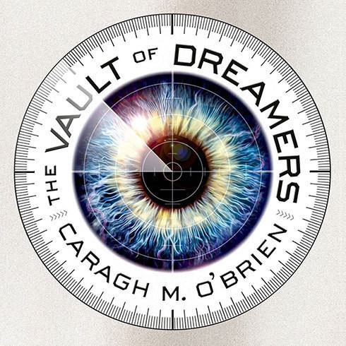 Printable The Vault of Dreamers Audiobook Cover Art