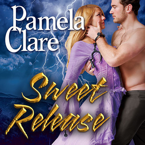 Printable Sweet Release Audiobook Cover Art