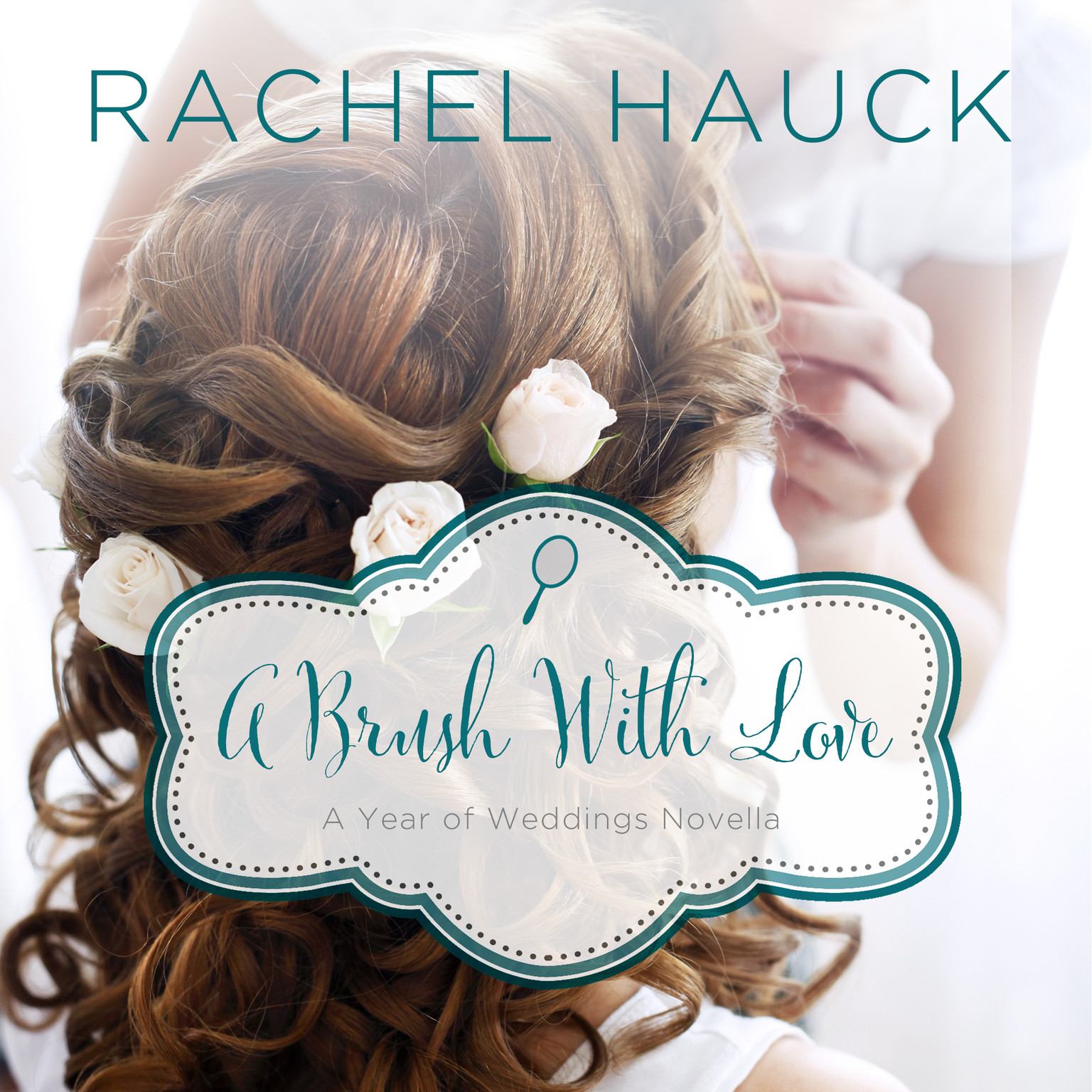 Printable A Brush with Love: A January Wedding Story Audiobook Cover Art