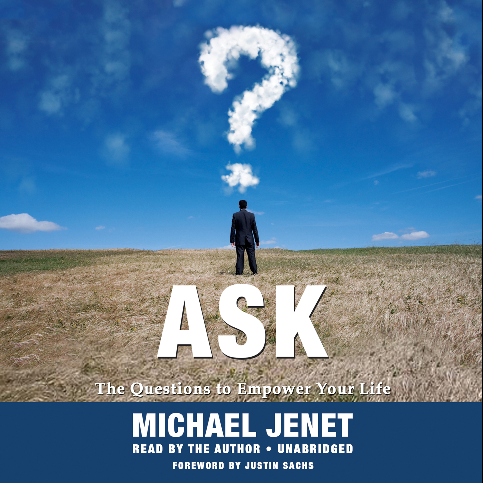 Printable Ask: The Questions to Empower Your Life Audiobook Cover Art