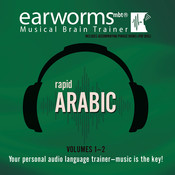 Rapid Arabic, Vols. 1 & 2, by Earworms Learning