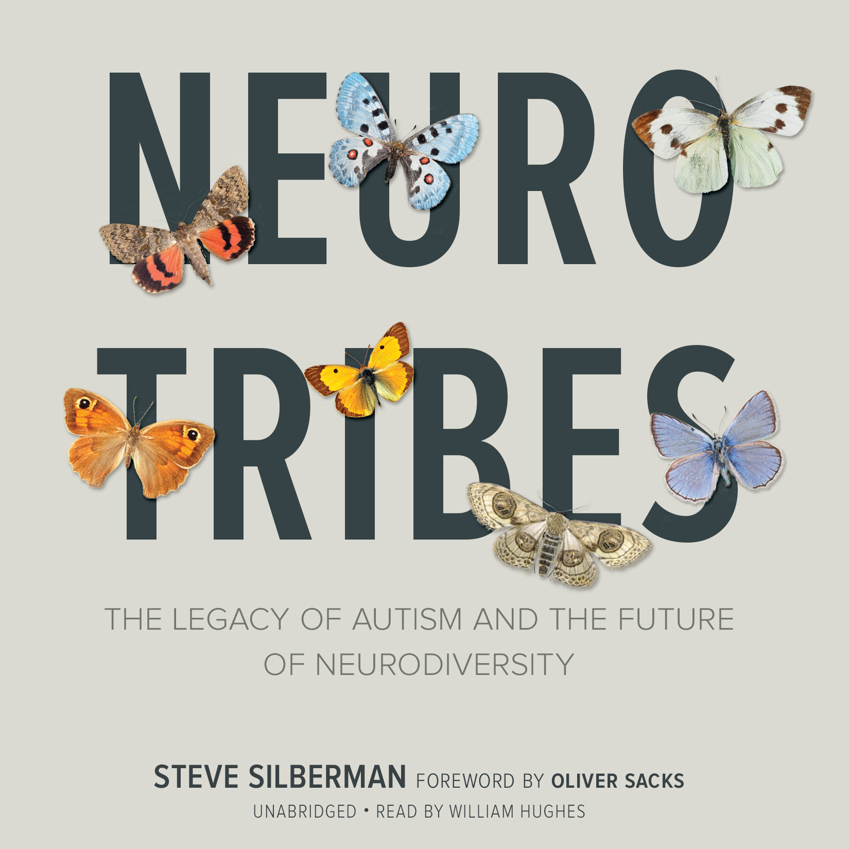 Printable NeuroTribes: The Legacy of Autism and the Future of Neurodiversity Audiobook Cover Art