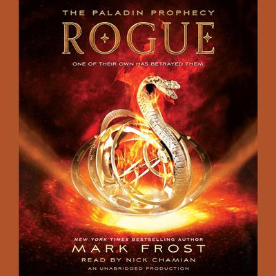 Rogue: The Paladin Prophecy Book 3 Audiobook, by Mark Frost