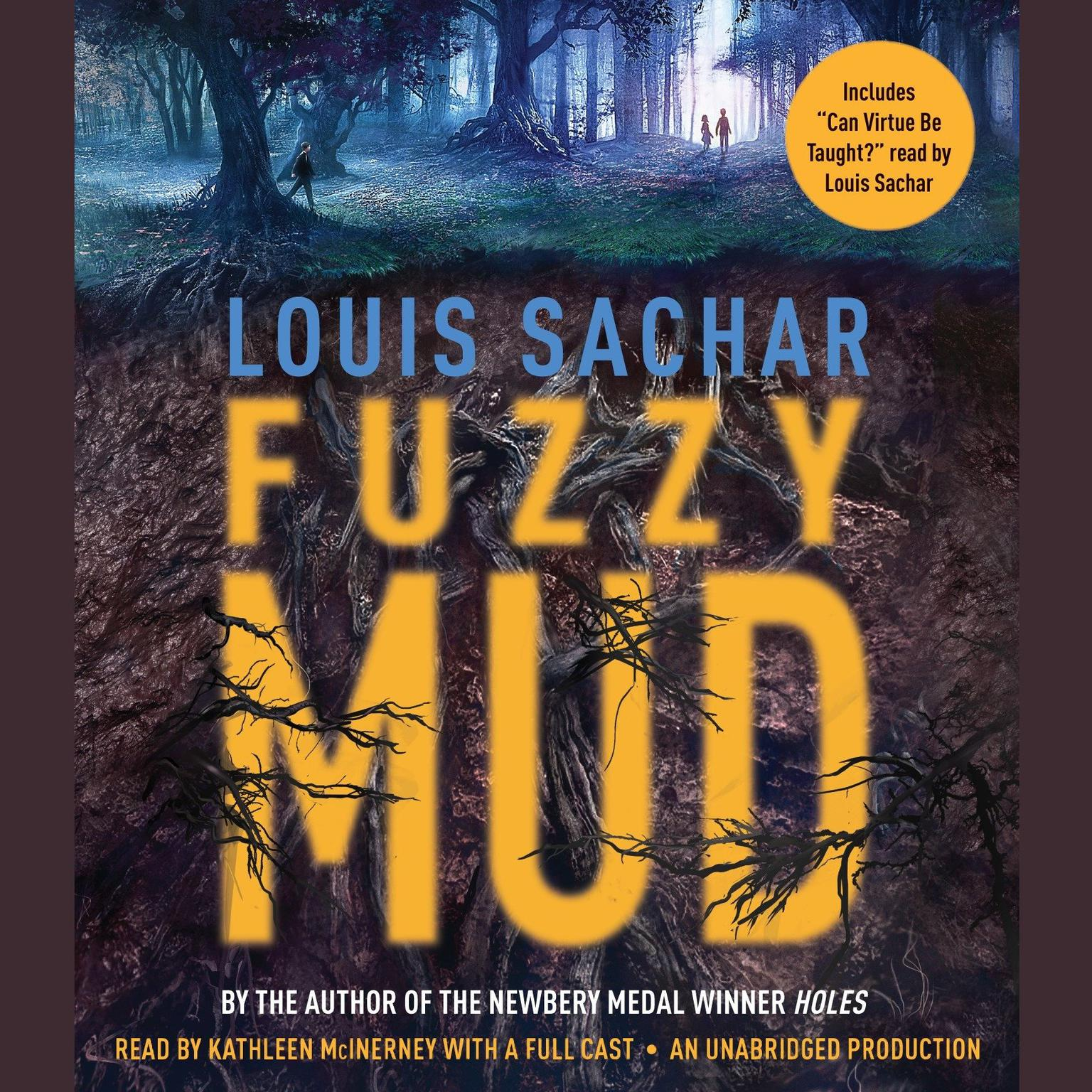 Printable Fuzzy Mud Audiobook Cover Art