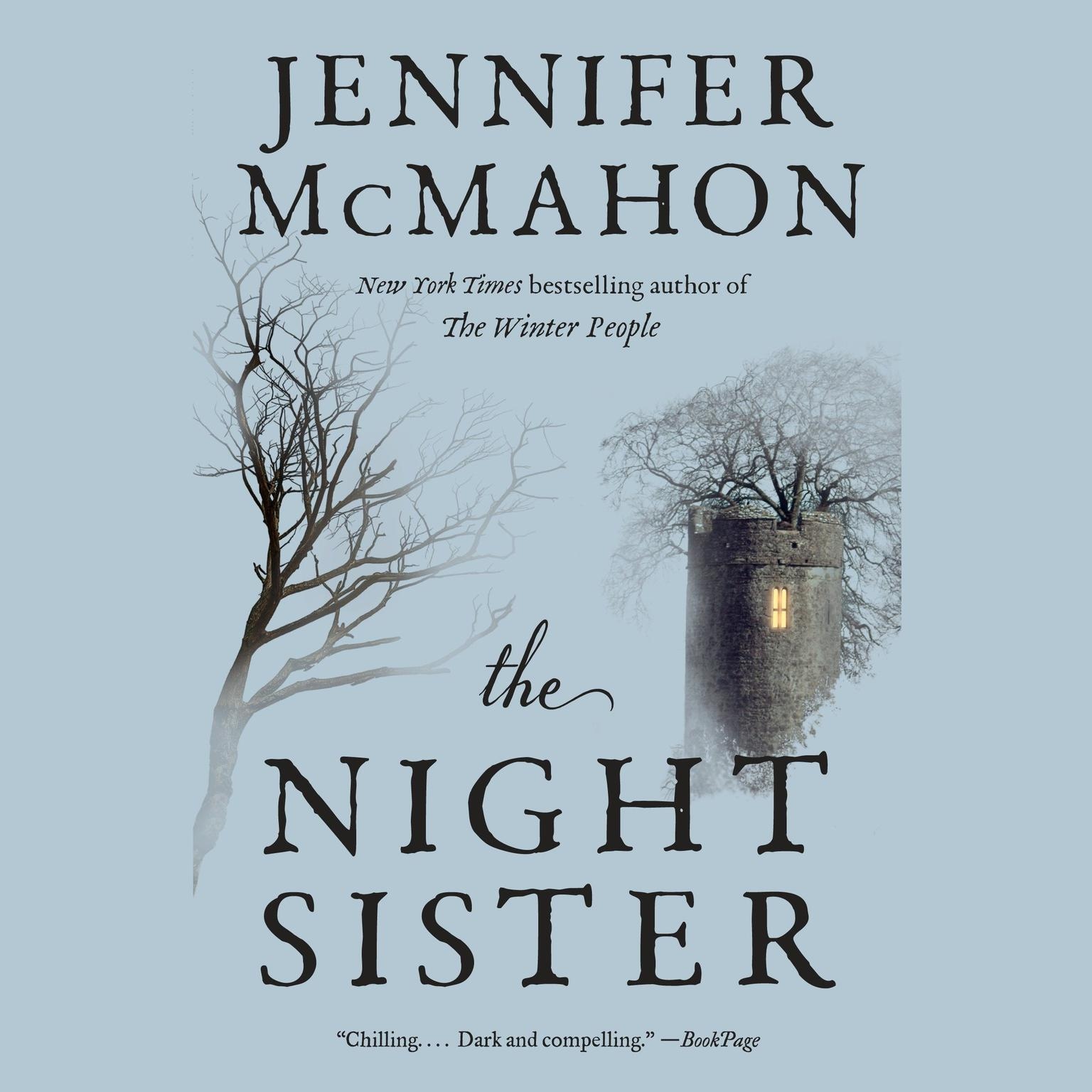 Printable The Night Sister: A Novel Audiobook Cover Art