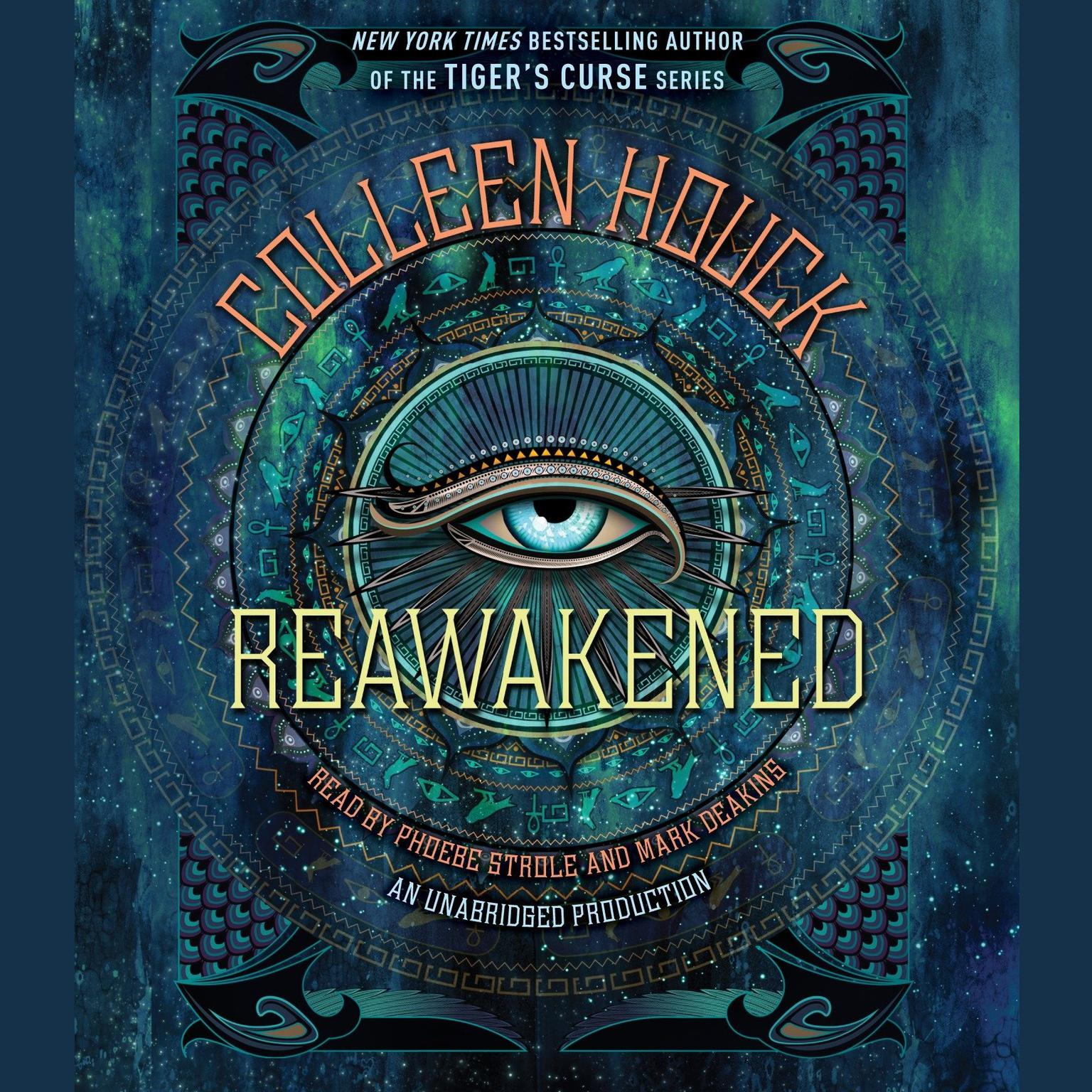 Printable Reawakened Audiobook Cover Art