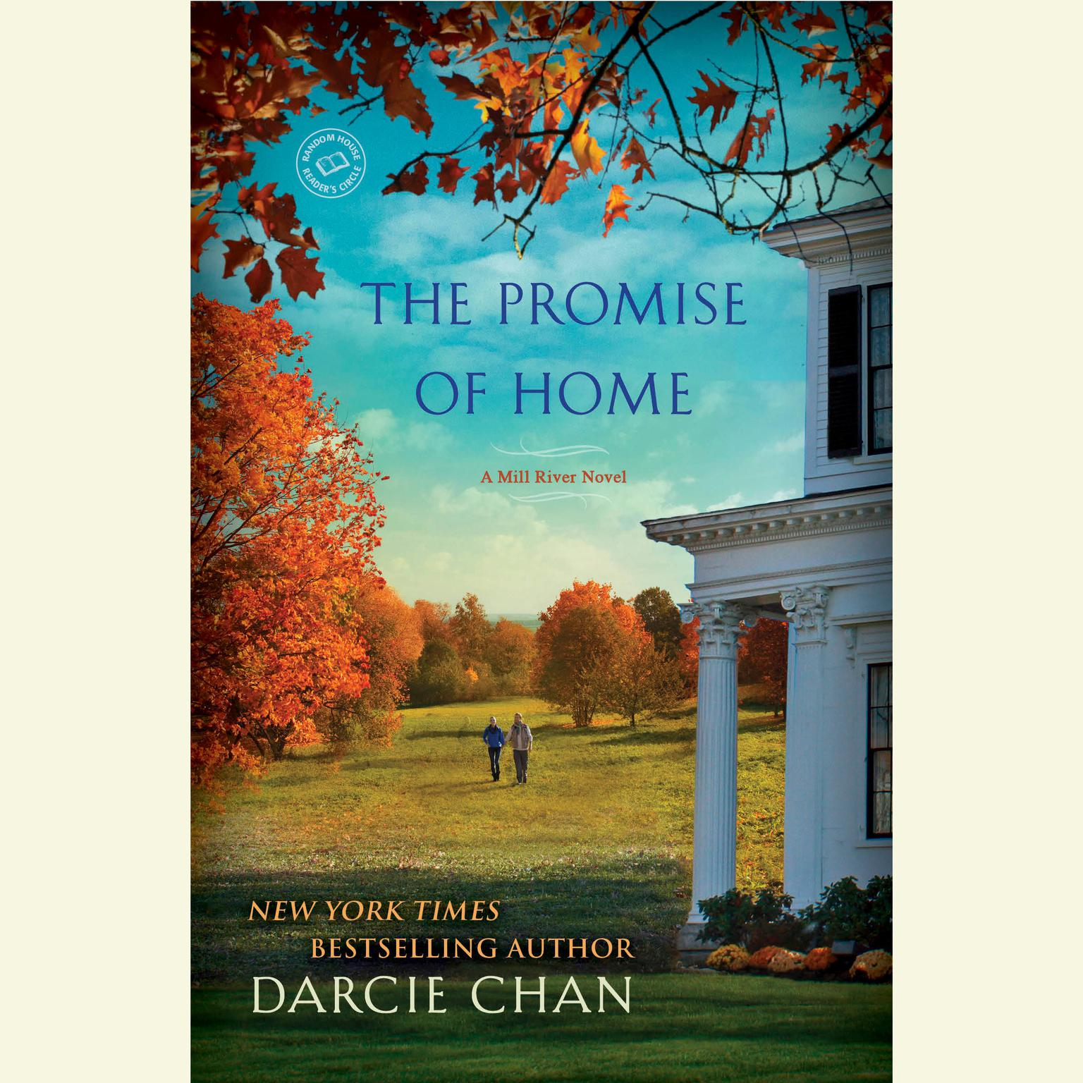 Printable The Promise of Home: A Mill River Novel Audiobook Cover Art
