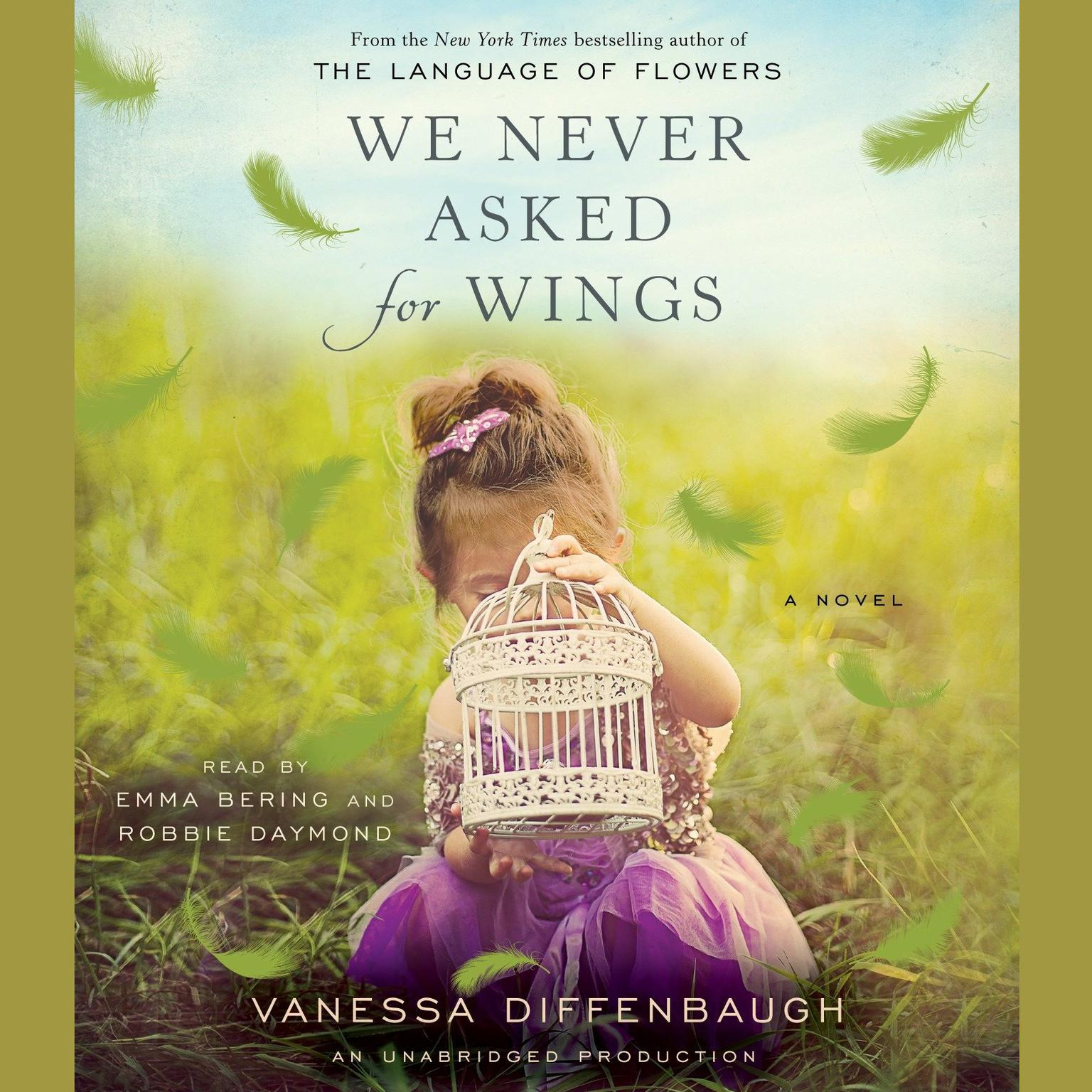 Printable We Never Asked for Wings: A Novel Audiobook Cover Art