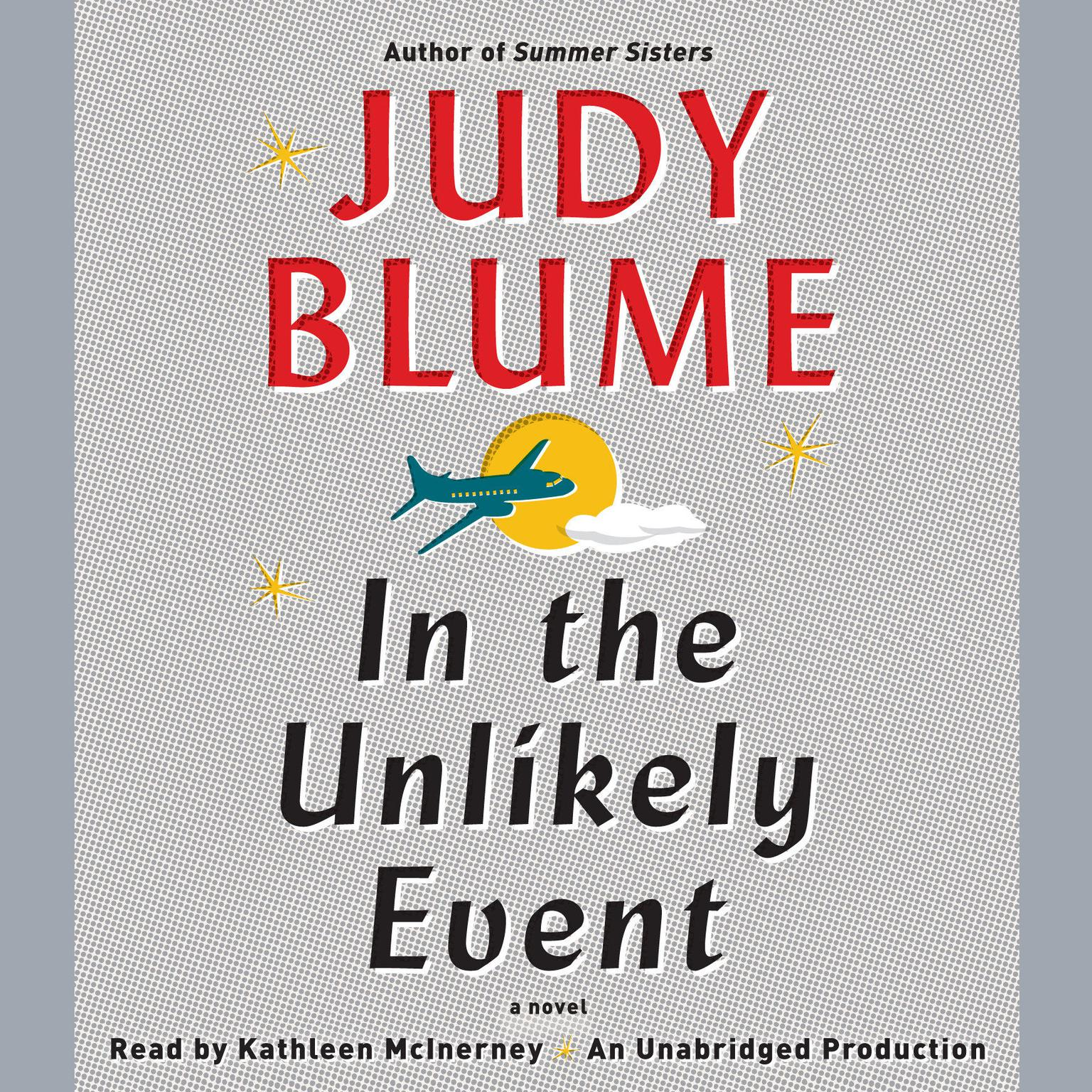 Printable In the Unlikely Event: A Novel Audiobook Cover Art
