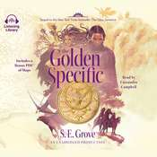 The Golden Specific Audiobook, by S. E. Grove