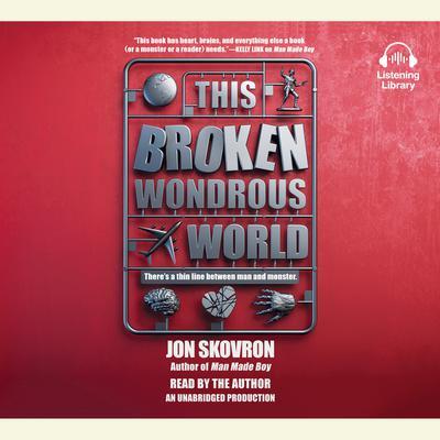 This Broken Wondrous World Audiobook, by Jon Skovron