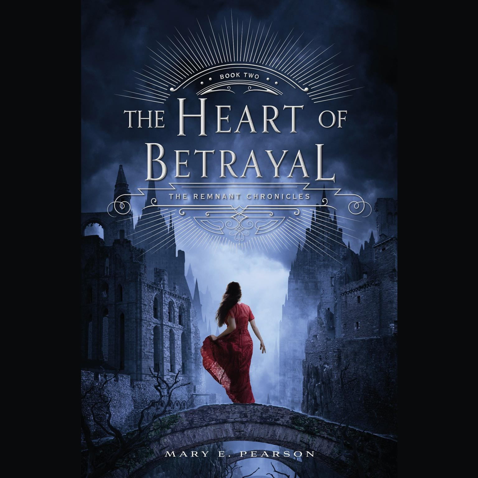 Printable The Heart of Betrayal Audiobook Cover Art