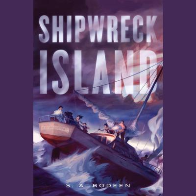 Shipwreck Island Audiobook, by S. A. Bodeen
