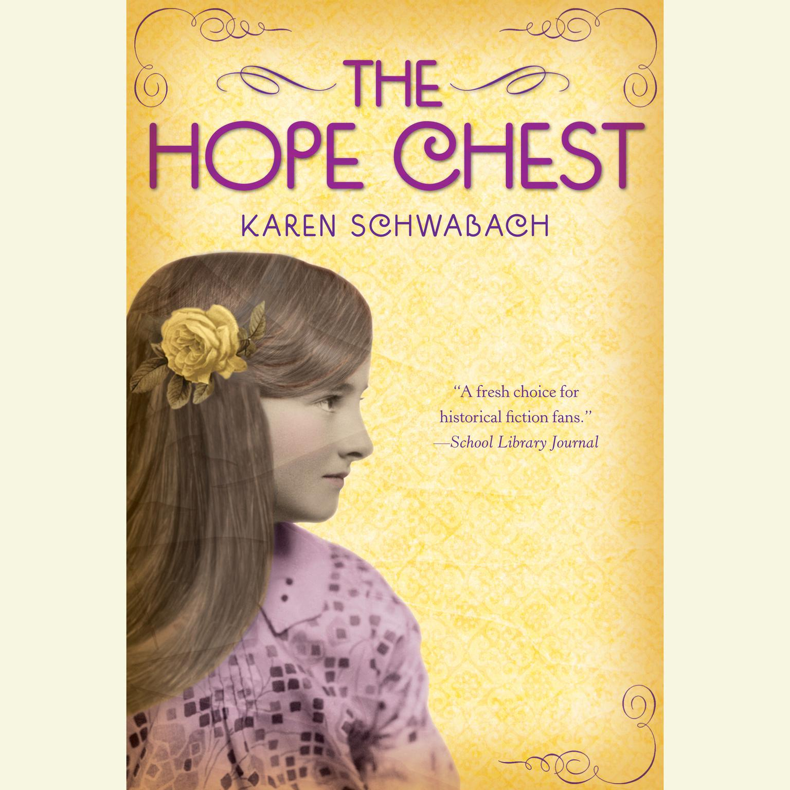 Printable The Hope Chest Audiobook Cover Art