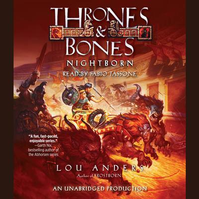 Nightborn Audiobook, by Lou Anders