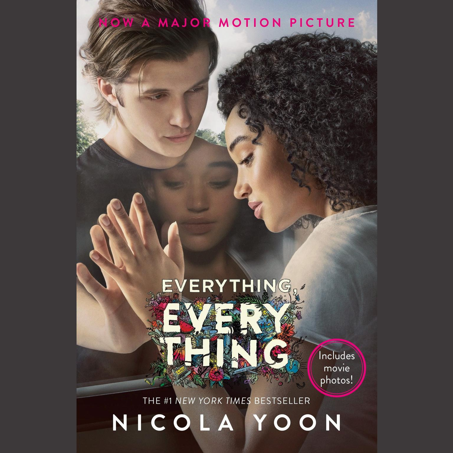 Printable Everything, Everything Audiobook Cover Art
