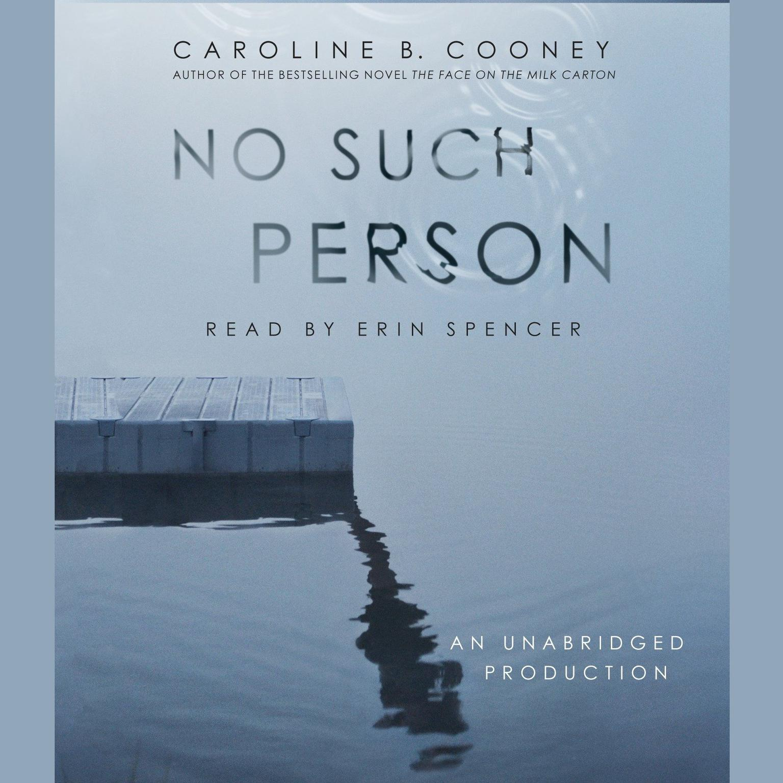 Printable No Such Person Audiobook Cover Art
