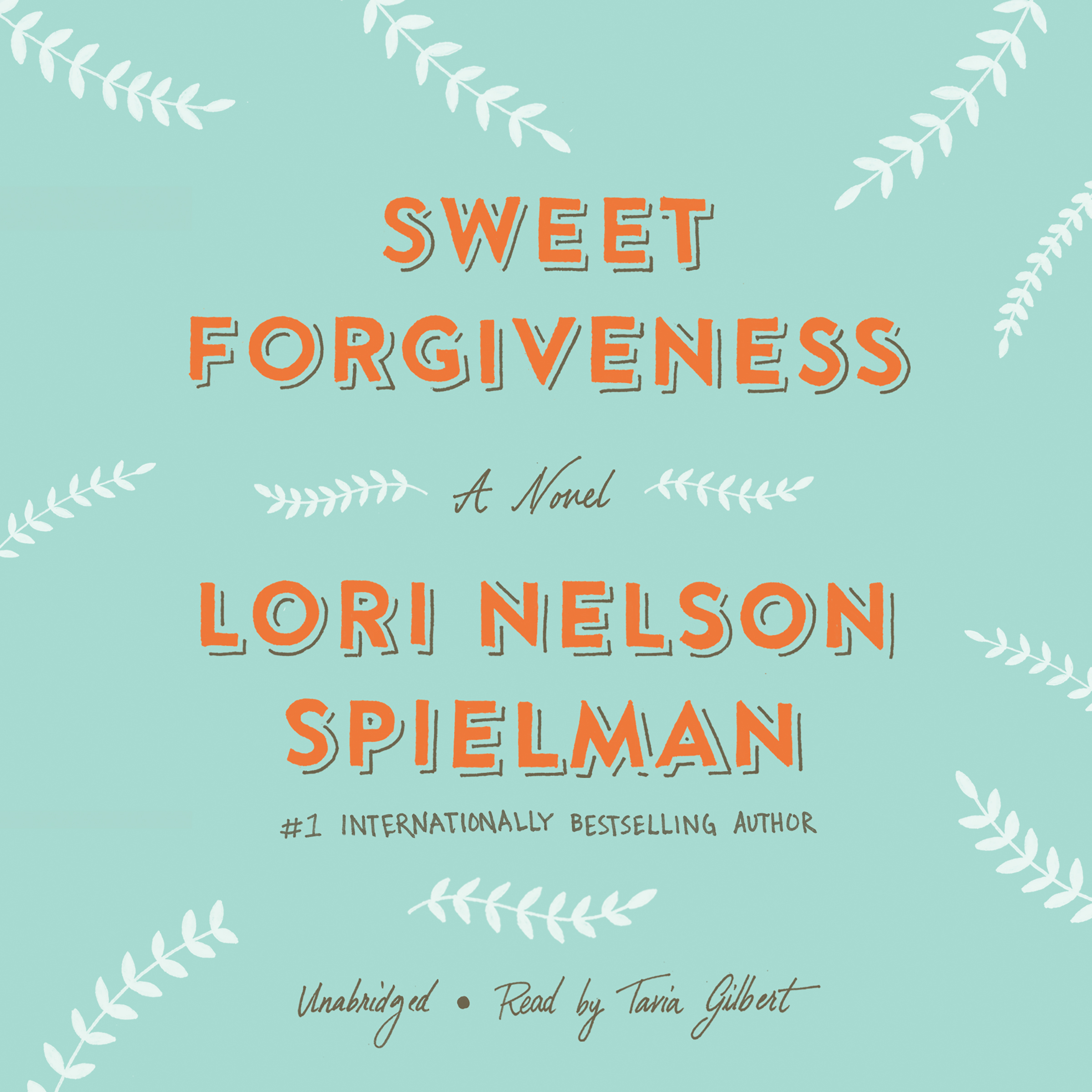 Printable Sweet Forgiveness: A Novel Audiobook Cover Art