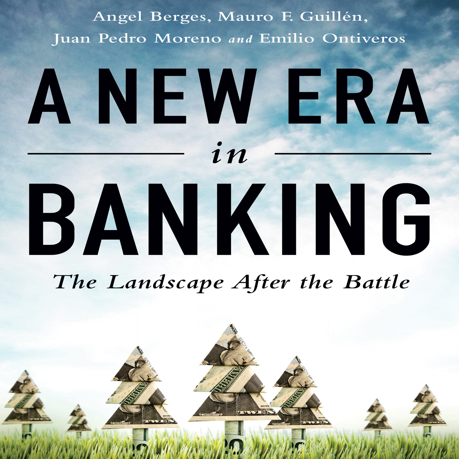 Printable A New Era in Banking: The Landscape after the Battle Audiobook Cover Art