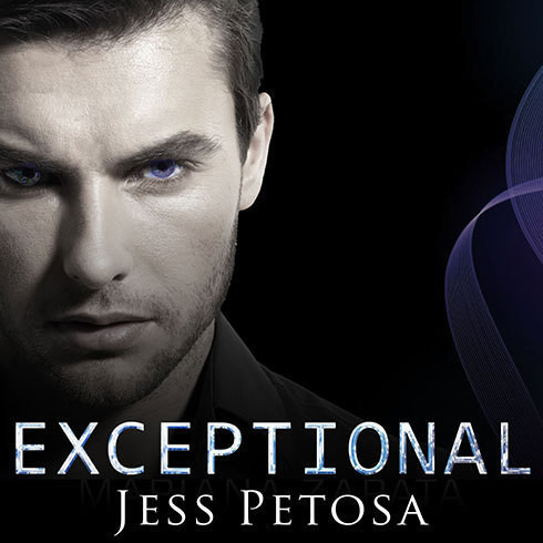 Printable Exceptional Audiobook Cover Art