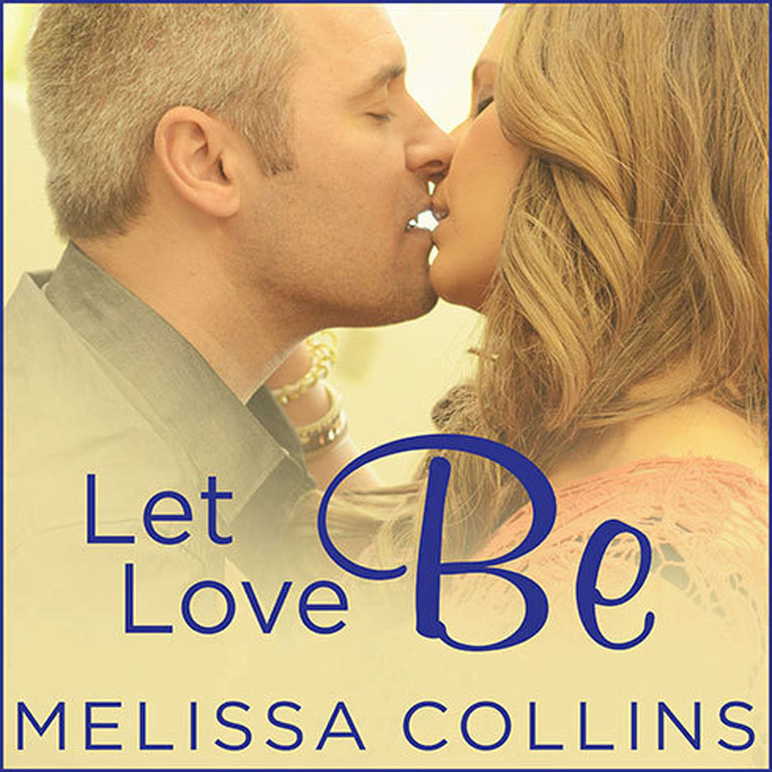 Printable Let Love Be Audiobook Cover Art