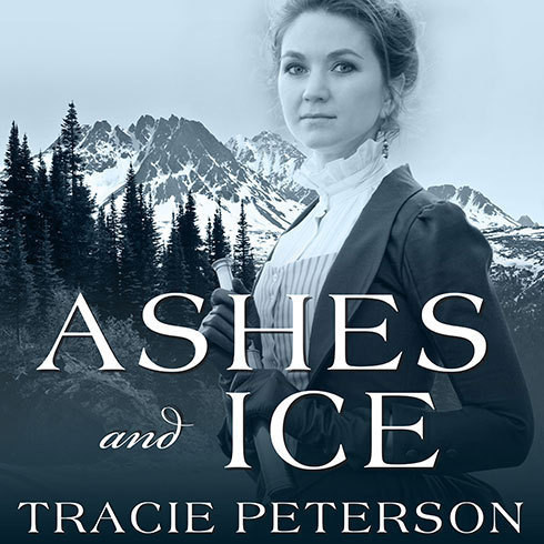 Printable Ashes and Ice Audiobook Cover Art