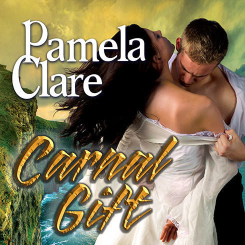 Printable Carnal Gift Audiobook Cover Art