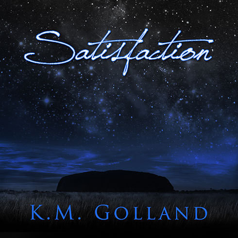 Printable Satisfaction Audiobook Cover Art