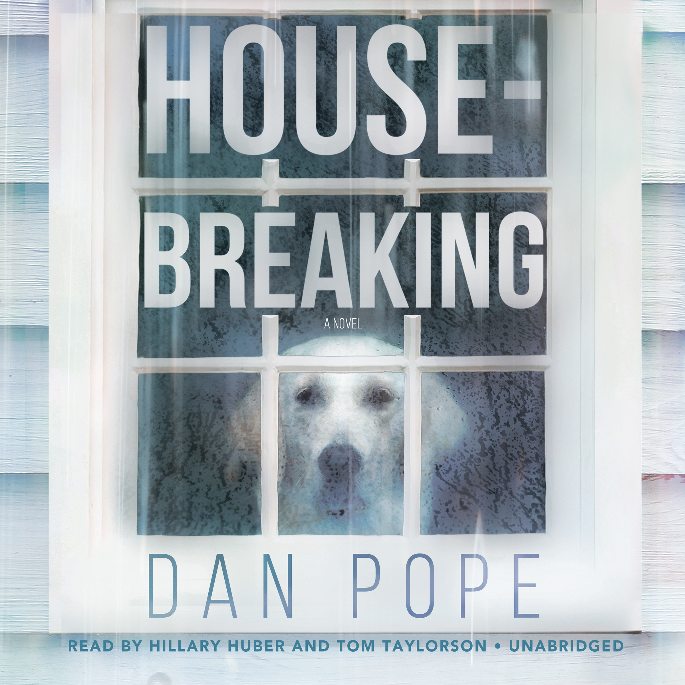 Printable Housebreaking: A Novel Audiobook Cover Art