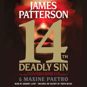 14th Deadly Sin, by James Patterson, Maxine Paetro