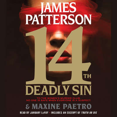 14th Deadly Sin (Abridged) Audiobook, by James Patterson