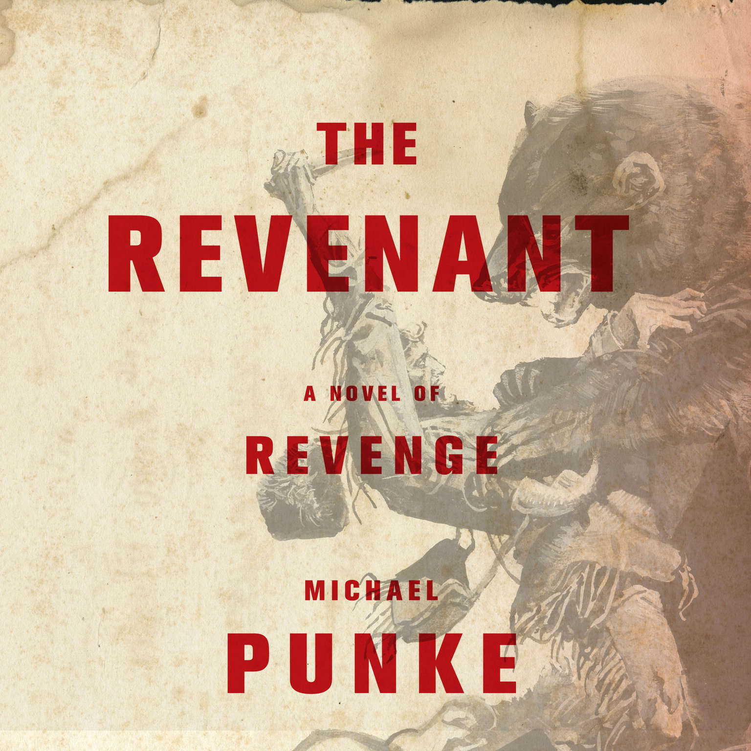 Printable The Revenant: A Novel of Revenge Audiobook Cover Art