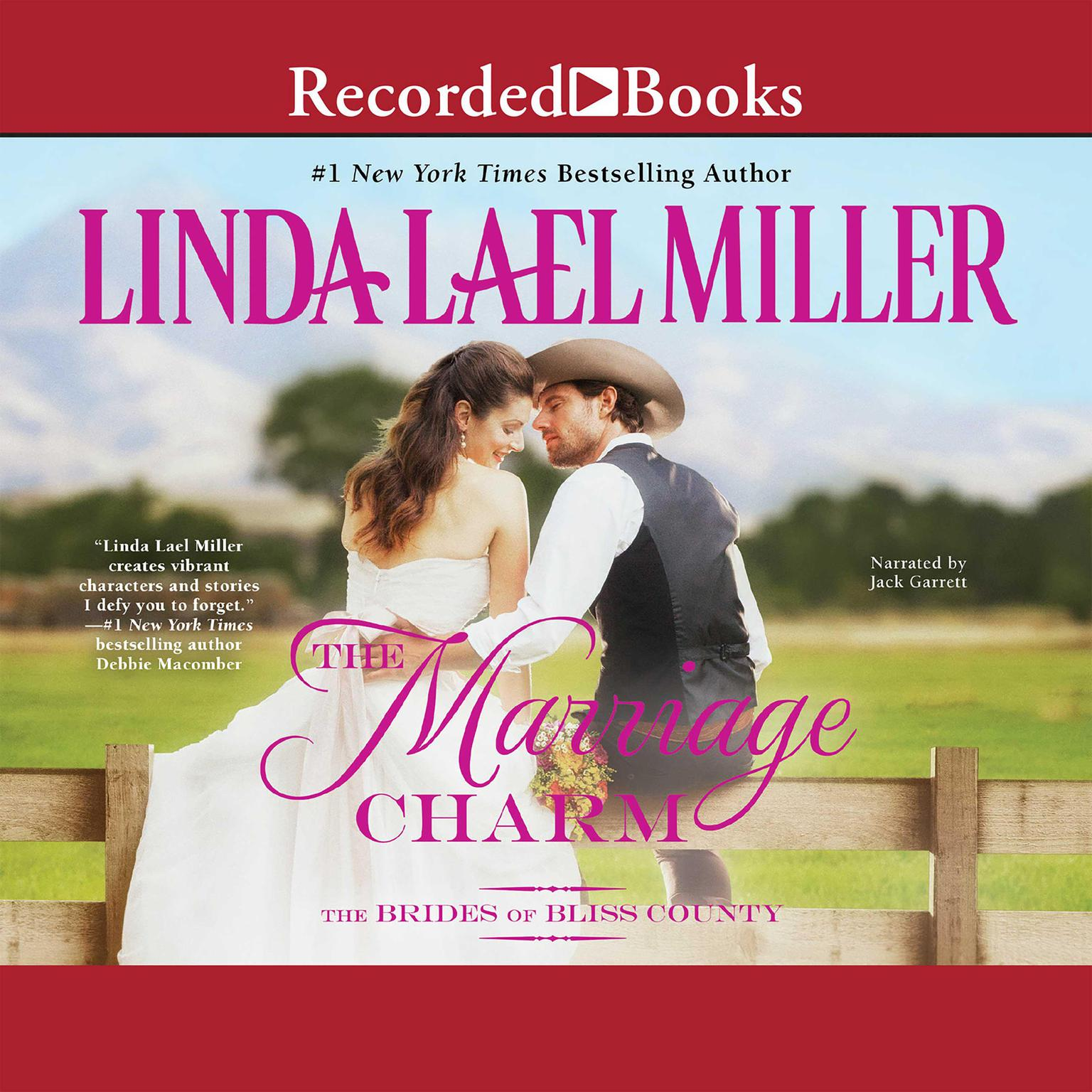 Printable The Marriage Charm Audiobook Cover Art