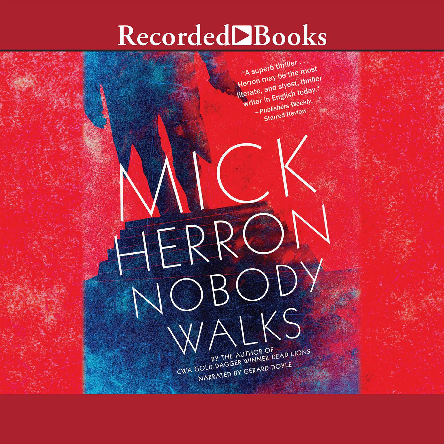 Printable Nobody Walks Audiobook Cover Art