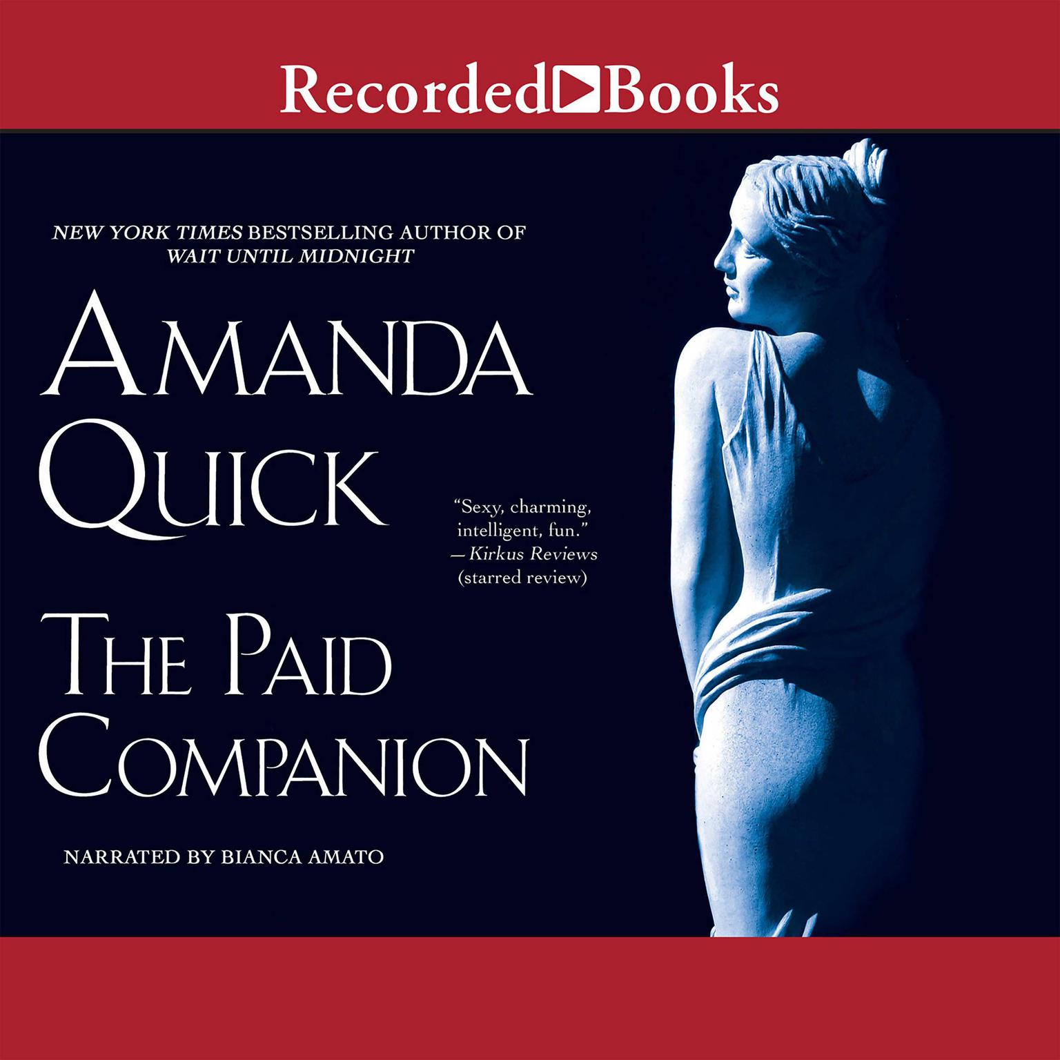 Printable The Paid Companion Audiobook Cover Art