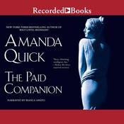 The Paid Companion Audiobook, by Amanda Quick