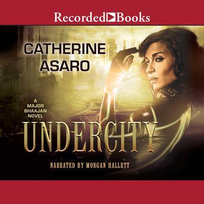 Undercity Audiobook, by