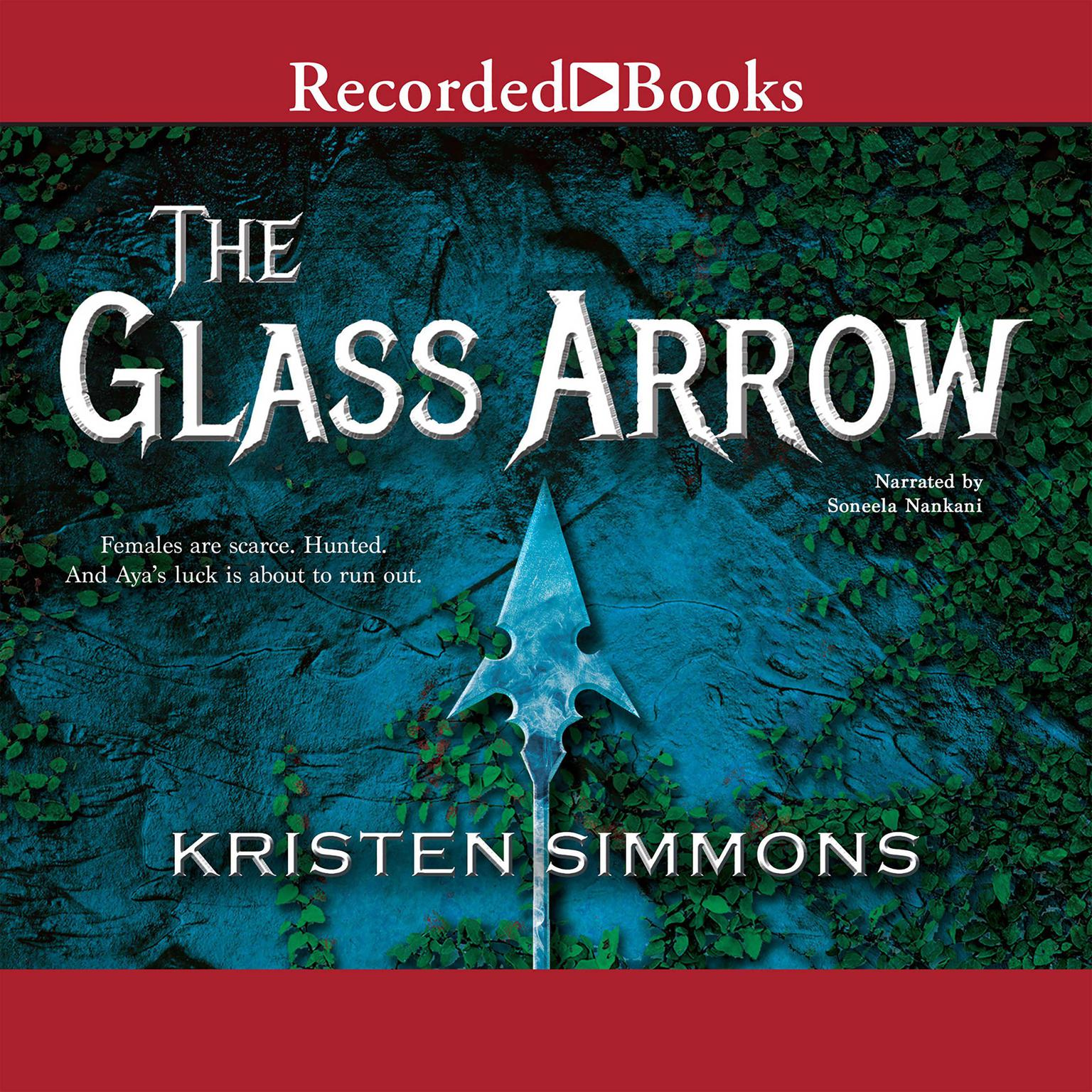 Printable The Glass Arrow Audiobook Cover Art