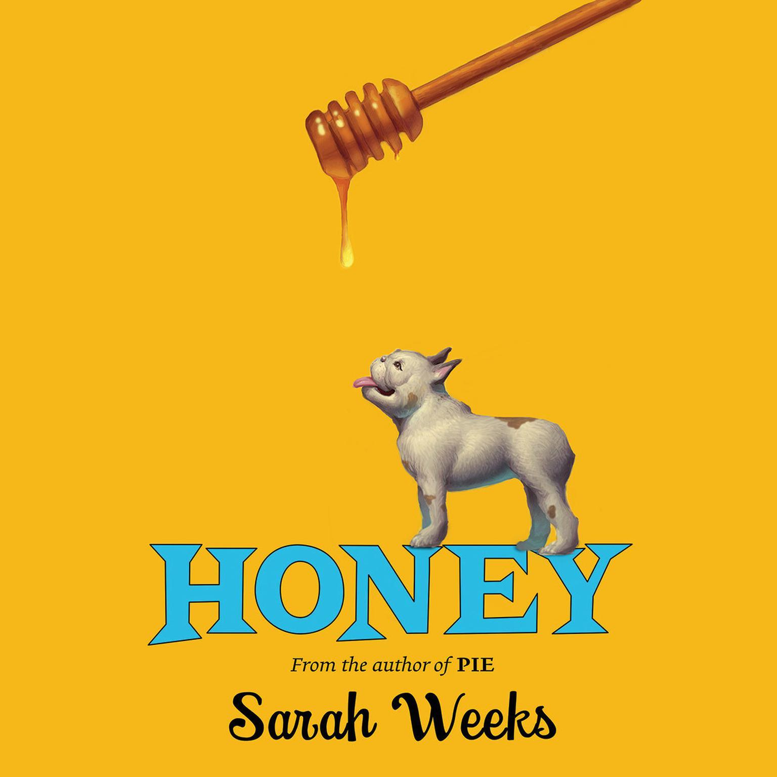Printable Honey Audiobook Cover Art