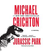 Jurassic Park: A Novel, by Michael Crichton