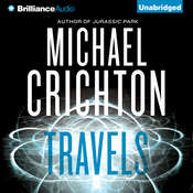 Travels, by Michael Crichton