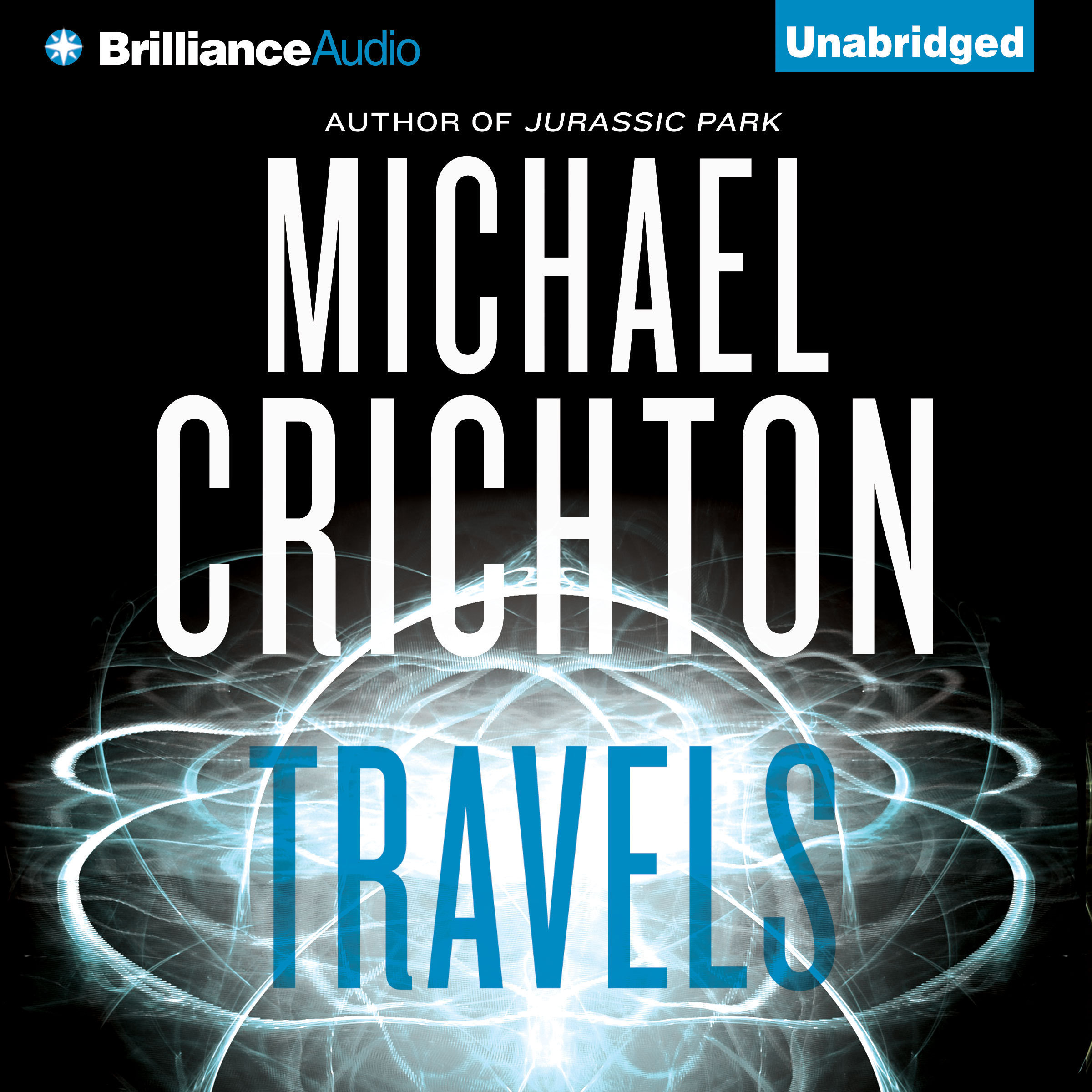 Printable Travels Audiobook Cover Art