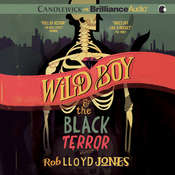 Wild Boy and the Black Terror, by Rob Lloyd Jones