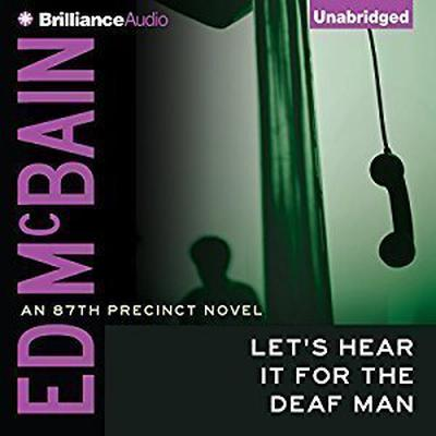 Lets Hear It for the Deaf Man Audiobook, by Author Info Added Soon