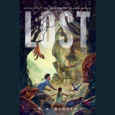 Lost Audiobook, by S. A. Bodeen