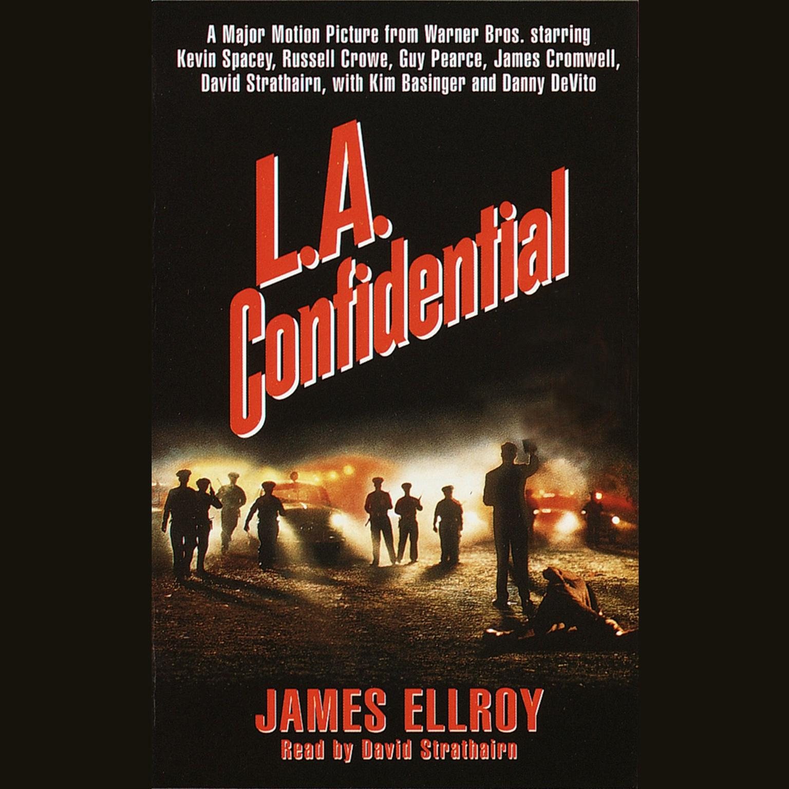 Printable L.A. Confidential Audiobook Cover Art